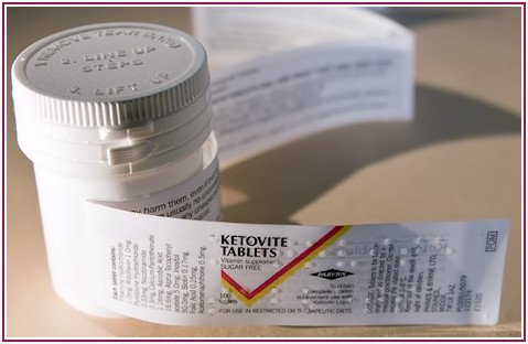 Braille Healthcare Labels